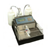 Automated microplate washer